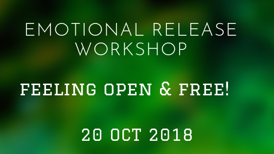 Feeling Open & Free 20 Oct 2018