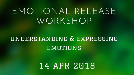 Understanding & Expressing Emotions 14 Apr 2018