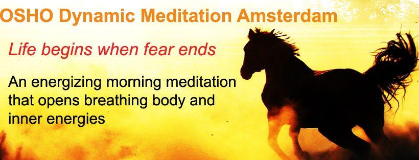 Osho Dynamic Meditation @ Knowmads Amsterdam