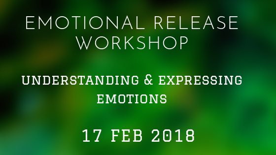 Understanding & Expressing Emotions 17 Feb 2018